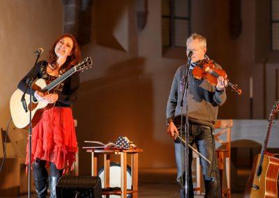 Gabriele Schuh - Konzert in St. Klara, Nürnberg