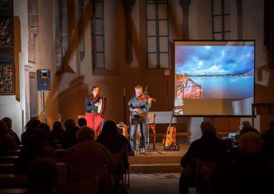 Gabriele Schuh Duo - Irish Dreams Konzert in St. Klara