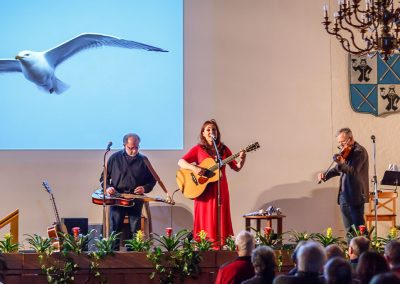 Gabriele Schuh & Band - Irish Dreams concert in Stein