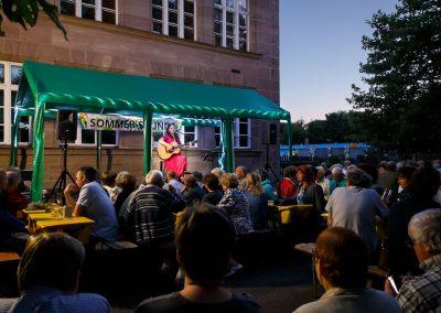 Gabriele Schuh Irisches Solo-Sommer-Konzert
