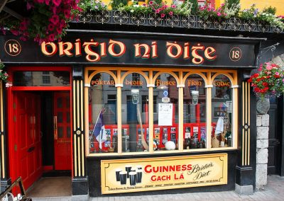 Gabriele Schuh in Ireland
